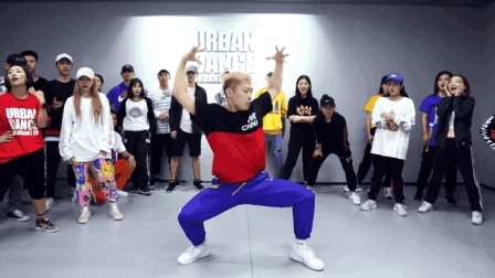 小孟 编舞《Hope You Do》Urban Dance Studio 孟祥鹏 Danny