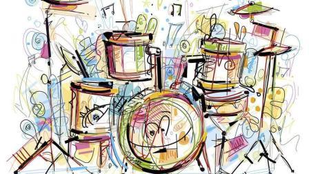 架子鼓就该这么玩! 不死者之王Ⅱ主题曲 - HYDRA  架子鼓实况演奏