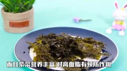 紫菜做成小零食, 吃的都停不下来!