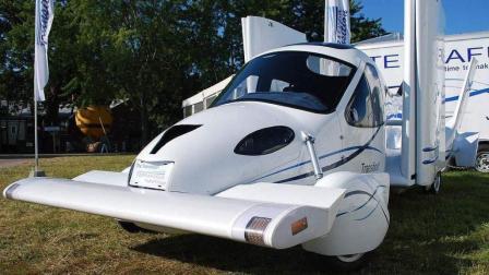 高空飞行汽车成为现实, 下月起: 吉利飞行汽车开始预售