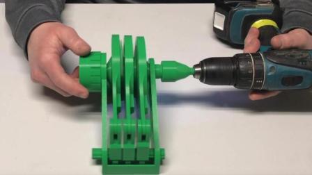 16岁小伙自创棘轮无级变速器, 他这发明挺新鲜, 啥时候应用?