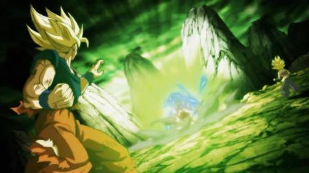 龙珠超: 孙悟空很无奈, 同样是超赛变身, 为啥凯露那么狂野, 同阶无敌啊