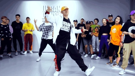 小孟 编舞《Cash Money》Urban Dance Studio 孟祥鹏 Danny