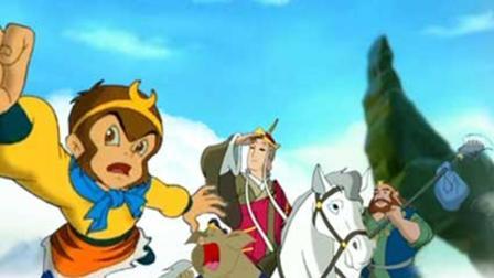 经典动画片《西游记》中插曲《白龙马》, 一起来回味童年经典!
