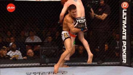 UFC学院:下肢爆发力特训