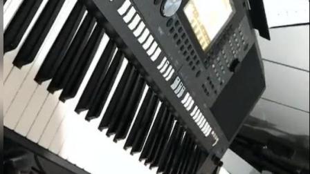 电子琴演奏《学生演奏又见山里红》