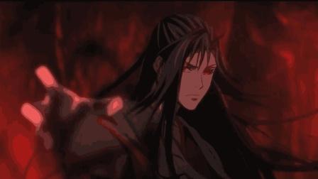 江澄问魏无羡有什么法子破这僵局, 魏无羡表示只要炼化这铁剑即可
