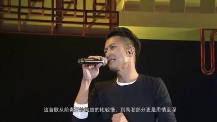 谢霆锋发行当天破亿的歌, 只因是为张柏芝而写, 网友: 王菲不敢听