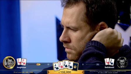 了心德州扑克 黑山百万欧元 第六集
