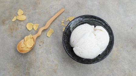 浓郁软滑【椰奶冰淇淋】满满的椰奶香味