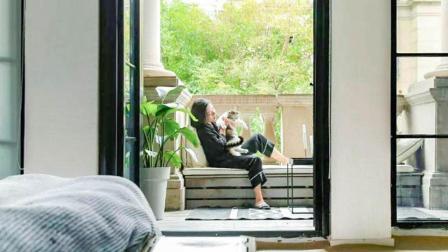 安徽美女7500块在上海住300㎡, 装成精致毛坯房