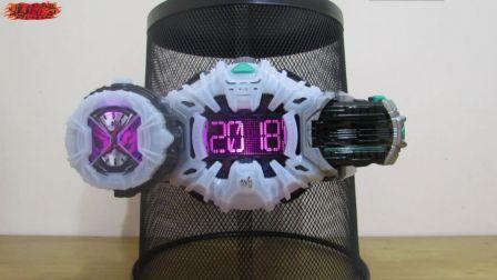 假面骑士ZI-O DX变身腰带 时空驱动器(ZIKU-DRIVER)
