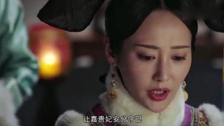 《如懿传》凌云彻拒令妃借种后被阉割成太监, 事败进冷宫成白发魔女