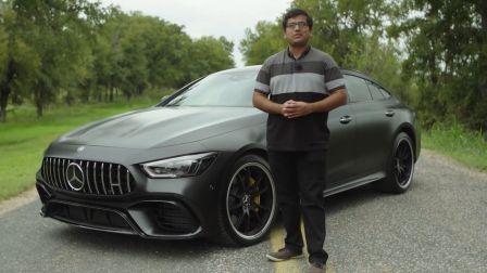 2019款奔驰AMG GT 及 AMG GT 63S 四门版-小伙AJ带你极致深度评测