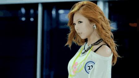 《江南Style》MV女主角, 一首《Trouble Maker》让她火遍全球!
