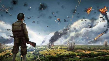 二战师级规模战争策略游戏《钢铁之师诺曼底44》搞笑娱乐解说 大吉岭桑德斯VS黑森峰