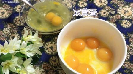 宝宝小零食~蛋黄溶豆的做法