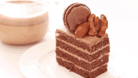 香浓巧克力奶油蛋糕, 经典不过时的美味甜点