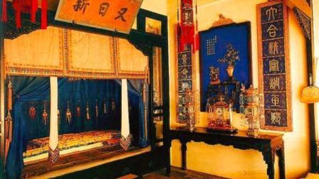 皇宫那么大, 为什么皇帝的卧室却不足10平米? 原来还有这么一说