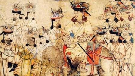 """中国历史上的""""三无""""朝代: 无人讨论, 无人敢写"""