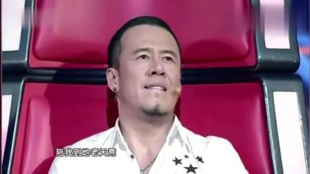 中国好声音: 金志文的这首歌是唯一全票通过的学员