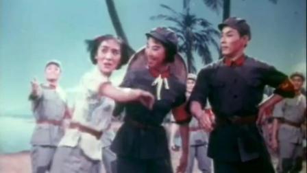 经典舞剧【红色娘子军】选曲【万泉河水清又清】