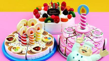 好玩具不用常买! 创意蛋糕魔力套装DIY教程激发宝宝创意思维