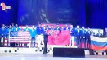 中国国际象棋队包揽奥赛男女冠军 创造了历史