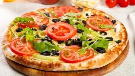两碗面粉, 半瓶水, 做出美味披萨有窍门, 这做法真是第一次见