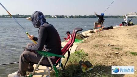 大风大浪守大物发生小意外, 钓友们钓鱼一定要注意安全