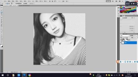 Photoshop, PS教程教学, 简单双重曝光及原理