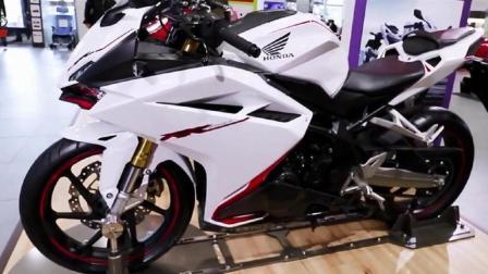 国内售价7万元的本田CBR250RR摩托车, 出厂就被冠以最强250称号