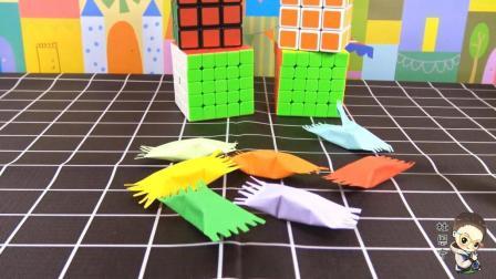 亲子手工折纸大全 第一季 折多彩美味水果糖