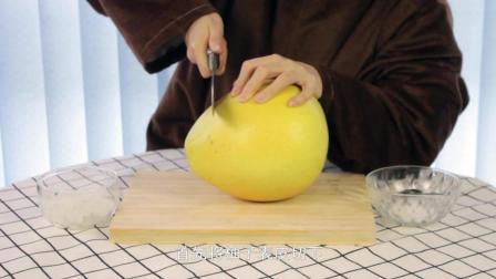 这个秋冬美容养颜全靠它了, 蜂蜜柚子茶的制作方法, 健康又美味!
