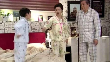 恶婆婆把孙子从前儿媳手里抢回来, 没想到孙子的话说得爷爷好愧疚