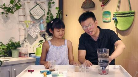 趣味实验: 如何在家和孩子一起自制一个净水系统?