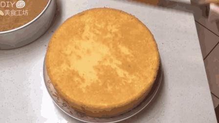 「烘焙教程」超软绵口感超好的棉花蛋糕, 快快来学呀!