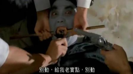 僵尸叔叔: 林正英经典电影, 打僵尸打到一半闹肚子, 突然跑路莫名戳笑点!