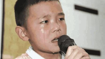 我的天, 《一壶老酒》竟被8岁小男孩唱得如此催人泪下, 超越了陆树铭