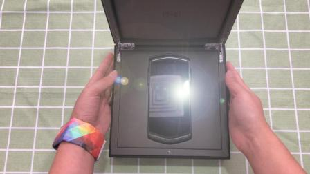 """9999买的""""8848 M3""""尊享版手机开箱: 它就是最贵的国产手机么?"""