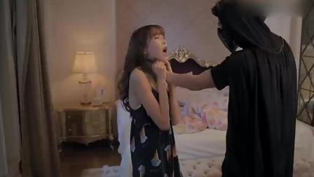 校花的贴身高手: 楚梦瑶被神秘黑衣人挟持, 幸亏冰糖出现及时!