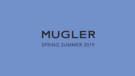 Mugler S/S 2019 Fashion Show