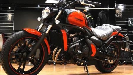 售价7.8万元的川崎Vuslcan S 小火神摩托车, 今年最热车型