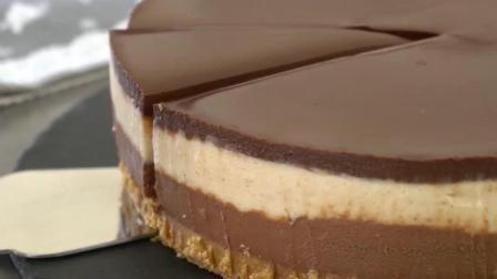 超治愈的巧克力慕斯蛋糕, 这质感简直无与伦比
