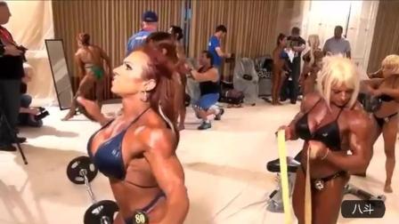 当女人练出麒麟臂、公狗腰、爱之把, 画面是这样的!