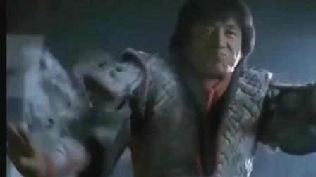成龙大哥和甄子丹联合主演大片很精彩, 都是真功夫这部电影火爆了