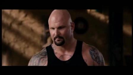 泰森不愧是世界拳王, 这动作太干净利落, 很有动作巨星风范!