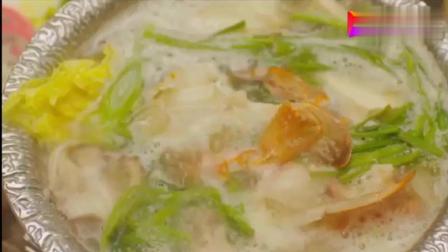 一起吃饭吧: 烤肉海鲜锅, 这一餐可以说是非常奢侈了