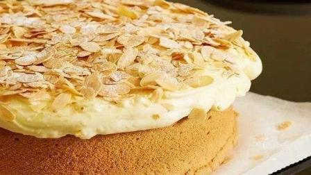 63[烘焙速成视频教程]蛋糕教程蛋糕配方烘焙教程烘焙制作蛋糕制作戚风蛋糕制作方法