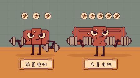 电动车装上双电机, 比燃油车的驱动方式强在哪里?